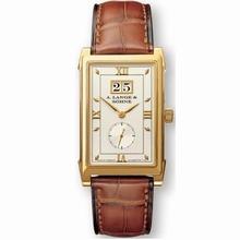 A. Lange & Sohne Cabaret 107.021 Beige Dial Watch