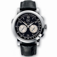 A. Lange & Sohne Datograph 404.035 Manual Wind Watch