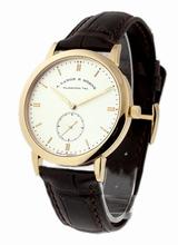 A. Lange & Sohne Saxonia 215.032 Mens Watch