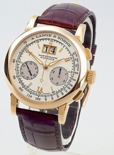 A. Lange & Sohne Turbograph 403.032 Mens Watch