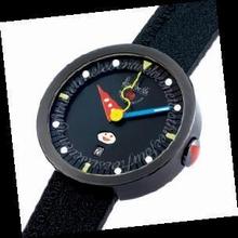 Alain Silberstein Basik BA 401 B Mens Watch