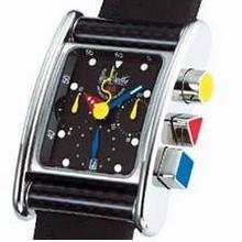 Alain Silberstein Bolido BK 302P Mens Watch
