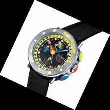 Alain Silberstein Marine MK 301 B Mens Watch