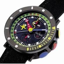 Alain Silberstein Marine MK 401 B Mens Watch