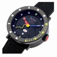 Alain Silberstein Marine MS 401 B Mens Watch