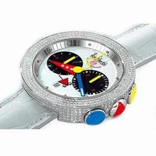 Alain Silberstein Rondo Diamat Midsize Watch
