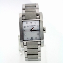 Baume Mercier Diamant MOA08573 Ladies Watch