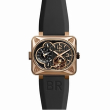 Bell & Ross BR 01 Tourbillon BR 01- Minuteur Tourbillon Mens Watch