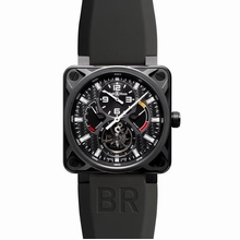 Bell & Ross BR 01 Tourbillon BR 01- Tourbillon Manual Wind Watch