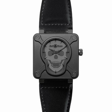 Bell & Ross BR01 Airborne Mens Watch