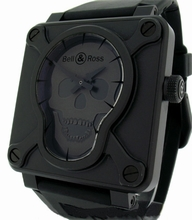 Bell & Ross BR01 BR 01-92-S A Mens Watch