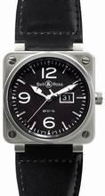 Bell & Ross BR01 BR 01-96 Automatic Watch