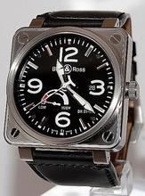Bell & Ross BR01 BR01-97 Mens Watch