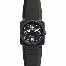 Bell & Ross BR03 BR 03-92 Black Dial Watch