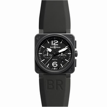 Bell & Ross BR03 BR 03-94 Black Dial Watch