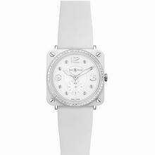 Bell & Ross BRS BR-S Diamond Dial Watch