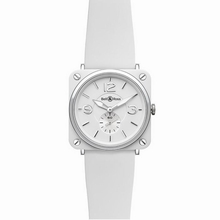 Bell & Ross BRS BR-S White Dial Watch