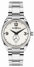 Bell & Ross Geneva Geneva 123 White Mens Watch