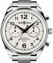 Bell & Ross Geneva Geneva 126 White Mens Watch