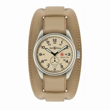 Bell & Ross Military Desert Type 123 Mens Watch