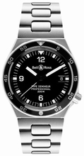 Bell & Ross Professional TYPE DEMINEUR Black Dial Watch
