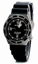 Bell & Ross Professional Type Demineur Black Quartz Watch