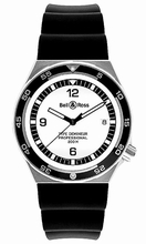 Bell & Ross Professional Type Demineur White Mens Watch