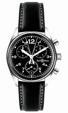 Bell & Ross Vintage 120 Black Mens Watch