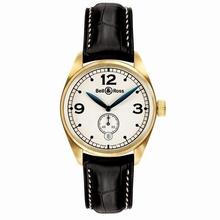 Bell & Ross Vintage 123 Vintage 123 Black Band Watch