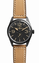 Bell & Ross Vintage BR 123 Carbon Mens Watch