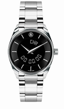 Bell & Ross Vintage Function Index Black Steel Mens Watch