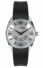 Bell & Ross Vintage Function Index Silver Mens Watch