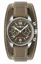 Bell & Ross Vintage Military 126 Mens Watch