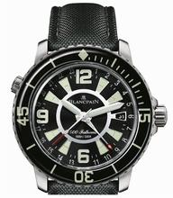 Blancpain 500 Fathoms GMT Mens Watch