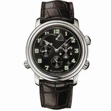 Blancpain Leman 2041-1130m-53b Mens Watch