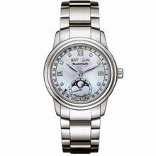 Blancpain Leman 2360-1191b-71 Ladies Watch