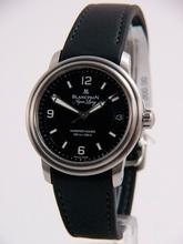 Blancpain Leman Aqua Lung 2100-1130A-64B Mens Watch