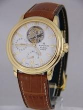 Blancpain Leman Tourbillon 2125-1418-53B Mens Watch