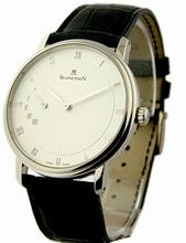 Blancpain Leman Ultra Slim 4040-1542-55 Ladies Watch
