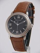 Blancpain Leman Ultraflach 2100-1530-53 Mens Watch