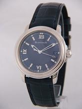 Blancpain Leman Ultraflach 2100-1540-53 Mens Watch
