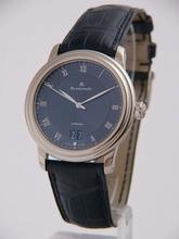 Blancpain Leman Ultraflach 6850-1540-55B Mens Watch