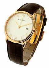 Blancpain Ultra Slim 6651-3642-55b Ladies Watch