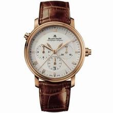 Blancpain Villeret 6086-3642-55b Mens Watch