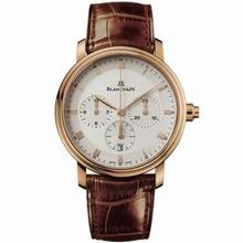 Blancpain Villeret 6185-3642-55b Mens Watch