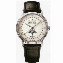 Blancpain Villeret 6263-1127a-55 Mens Watch
