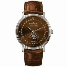 Blancpain Villeret 6263-1546-55b Mens Watch
