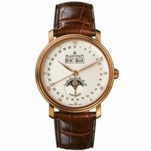 Blancpain Villeret 6263-3642a-55b Mens Watch