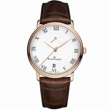 Blancpain Villeret 6613.3631.55B Mens Watch