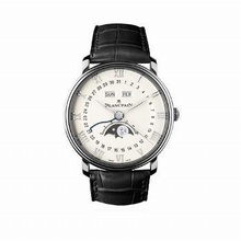 Blancpain Villeret 6654-1127-55B Mens Watch